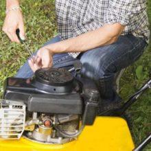 Какие газонокосилки ремонтируем?
